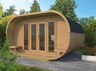 Camping Oval - thermowood