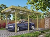 Carport Enkel / Aanbouwcarport